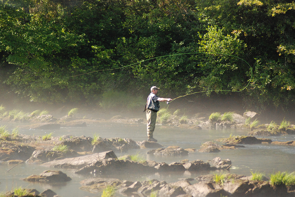 Hiwassee river blueway oh the outdoor happiness movement for Trout fishing in tennessee